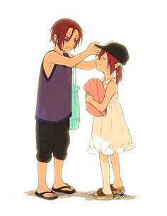 Rin and Gou☆