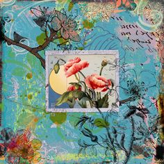 https://flic.kr/p/VWWnPf | BRIGHT SUMMER |   For a challenge at Digital Scrapbooking Studio. Elements from Berna, ADBDesigns, Graphics Fair, and The Urban Fairy.   Detailed credits in comment.