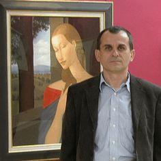 Artist Roman Zakrzewski