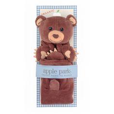 Cubby Picnic Pal Blankie (backcard)