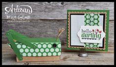 Pink Buckaroo Designs: Grasshopper Gift Set-Artisan Blog Hop http://pinkbuckaroodesigns.blogspot.com/2014/06/aww-jun-3.html