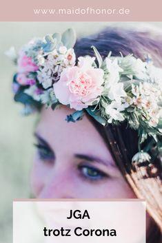JGA trotz Corona Who Runs The World, Beautiful Gardens, Crown, Weddings, Crowns, Nice Asses, Birthday, Gifts, Corona