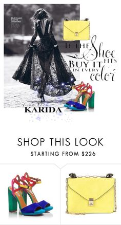 """Fratelli Karida"" by aidaaa1992 ❤ liked on Polyvore featuring Fratelli Karida and Valentino"