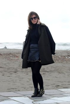Me Myself and My Closet - Fashion Blogger: NOVEMBER SEASIDE