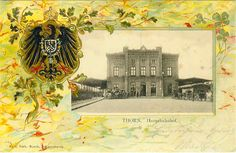 Heim@Thorn, Ansichtskarten, Nr.711001rcbog