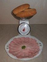 Recept na domácí dušenou šunku z jednoho kusu masa Meat, Food, Meal, Essen