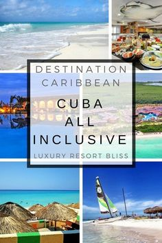 Cuba travel tips. All the best beaches and places to stay All Inclusive Resorts. Beautiful places and great hotels.