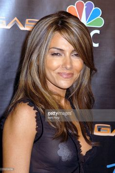 Vanessa Marcil during NBC Series Las Vegas World Premiere Event & Party at The Highlands in Hollywood, California, United States.