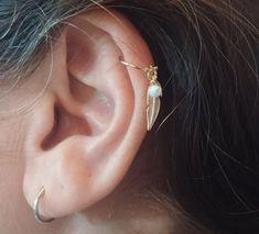 Hélice boucle doreille , Septum anneau , Piercing Helix Hoop , Septum Piercing ,