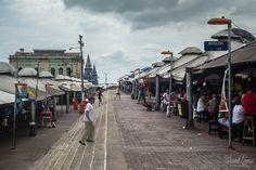 Le marché Ver o Peso à Belèm - Etat du Pará - Brésil