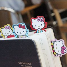 book mark clip #hellokitty
