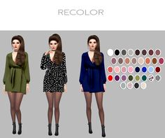 Sydney Dress at Simply Simming Sims 4 Cas, Sims Cc, Sims 4 Game Packs, Play Sims 4, Sims 4 Dresses, Sims 4 Update, Sims 4 Cc Finds, Sims 4 Clothing, Sims 4 Custom Content