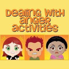 Activities to help children express #anger