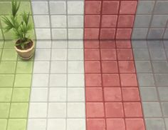 Mod The Sims - Dare to be Floor Tiles