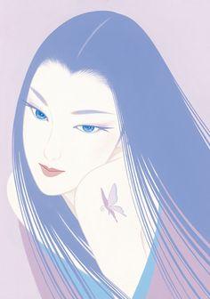 「紫の姫」