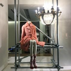 "BURBERRY, New Bond Street, London, UK, ""The Good Ones Go If You Wait Too Long"", photo by Gabica Stegnaro, pinned by Ton van der Veer"