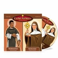 St Francis and St Clare of Assisi - Glory Stories CD vol 7
