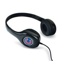 Chicago Cubs Headphones - Over the Ear