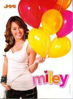 Miley Cyrus (J-14)