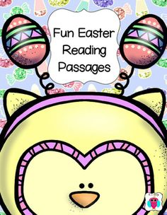 This is a fun set of Easter themed reading passages, that include reflective comprehension questions and pages for children to write their own Iditarod themed stories..
