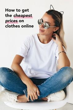 How to get the cheapest prices on clothes online