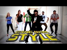 Gangnam Style With Grant Imahara from MythBusters at Revision3!