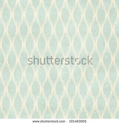 Seamless delicate veil-like pattern. Paper textured background. by Togataki, via ShutterStock