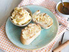 Für Leckermäuler: Süße Zimt-Honig-Butter