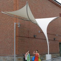 Tensile Shade Products, LLC is a producer of pre-engineered tensile sculpture products. Our line of tensile sculpture products include Sunbird, Sunbow, Sunami and Eclipse. Membrane Structure, Shade Structure, Patio Sails, Tenda Camping, Sun Sails, Tensile Structures, Mosque Architecture, Swimming Pool Landscaping, Interior Design Presentation