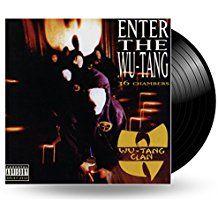 Enter the Wu-Tang Clan (36 Chambers) [Vinyl LP]