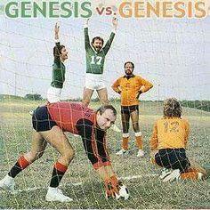 Genesis vs Genesis