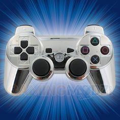 Chrome Playstation 3 Modded Controller  is a perfect gift for a special gamer in your life! All of GamingModz.com PS3 modded controllers are compatible with every major game on the market today. If you decide to get one of our Xbox 360 or Playstation 3 modded controllers, your gaming experience will increase, overall performance will rise and it will allow you to compete against more experienced players. Watch the video now: http://www.youtube.com/watch?v=QVpiOw6zlAU=share=UUf