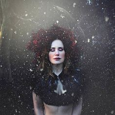 ''Winter Rose'' [photograph] by @paglirajkonna_photos . . SUBMISSION SUNDAY Tag us on Instagram #beautifulbizarre to Join the Tribe and each Sunday we will choose our favourites from across all our key content areas including: art culture couture and share them on our various social media platforms. . We also choose our favourite #beautifulbizarre Instagram submissions for inclusion in our special 'Join the Tribe' community feature in each digital edition of beautiful.bizarre art quarterly…
