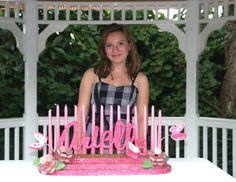 Butterfly Candle Lighting Bat Mitzvah Ceremony