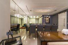 Apartamento na Mooca Sala de Jantar Projeto - Enzo Sobocinski Arquitetura