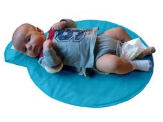 Turquoise Smarty 24 Diaper Changer Holds the Diaper by SwiftySnap, $34.95