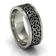 the 5 most awesome mens wedding rings - Wiccan Wedding Rings
