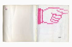 The Sketchbook of Susan Kare, the Artist Behind the Original Mac OS Icons Mac Os Icons, Political Posters, Its Nice That, Design Graphique, Graph Paper, Design Museum, Illustrations, Tool Design, Ui Design