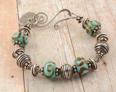 coiled wire bracelets - Szukaj w Google
