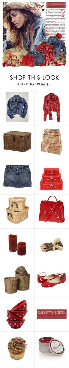 """""""jean! -allways-"""" by aybikee ❤ liked on Polyvore featuring Cannella, Gap, 77kids, Laura Ashley, Coldwater Creek, Therapy, INC International Concepts, Gabriella Rocha, Apples and Freeze"""