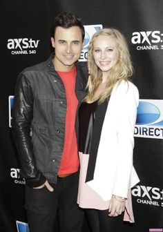 'Vampire Diaries Candice Accola engaged to The Fray's guitarist, Joe King | TheCelebrityCafe.com