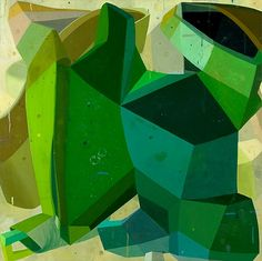 deborah zlotsky :: oil on canvas