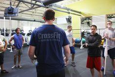 CrossFit PH. Free trial class on Saturdays