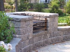 outdoor kitchens | Outdoor Kitchen | Landscaping Buffalo NY | Woodstream Nurseries ...
