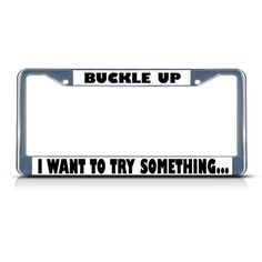 Customized Personalized Stainless Steel License Plate Frame Holder Decorative License Plate Frame Retro Mandala