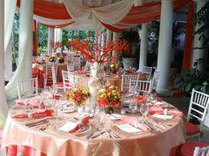 coral-centerpiece-wedding-dinner-table-idea » Wedding Idea ...