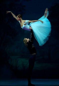 "<3 Anastasia and Denis Matvienko in ""Giselle"" <3"