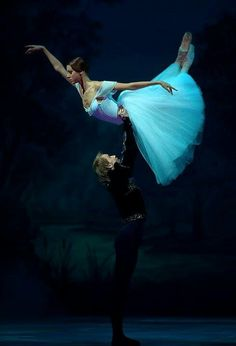 "<3 Anastasia and Denis Matvienko in ""Giselle"" <3"