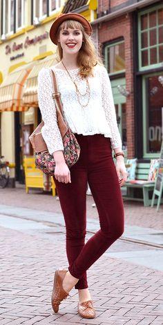 oxford Bordô é uma das cores que vai invadir o guarda-roupa de inverno e Gloria Kalil comenta como usar | Chic - Gloria Kalil: Moda, Beleza, Cultura e Comportamento