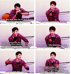 Best of the Darren Criss liveshow
